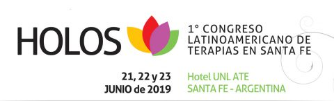 HOLOS - 1º Congreso Latinoamericano de Terapias en Santa Fe